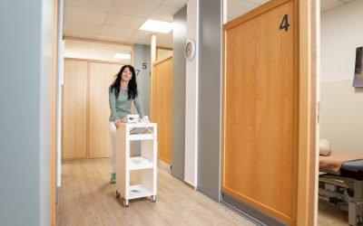 Physiotherapie Praxis Petra Wadewitz Viola Behandlungsraum