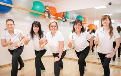 Physiotherapie Praxis Petra Wadewitz mit Team